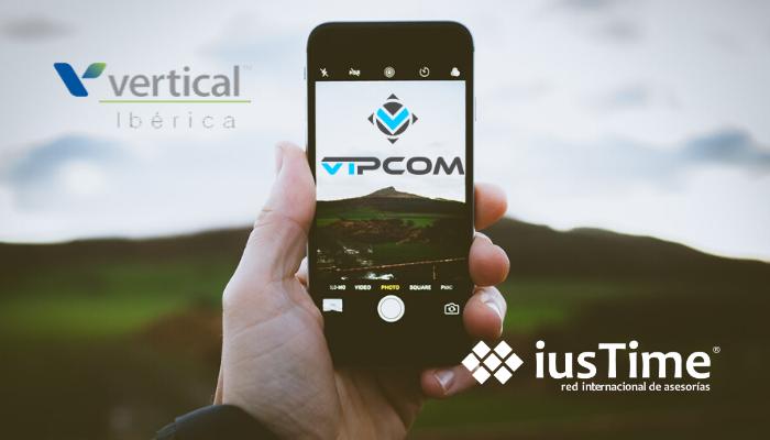 IUS TIME renueva el acuerdo con la empresa de telecomunicaciones Vertical Ibérica
